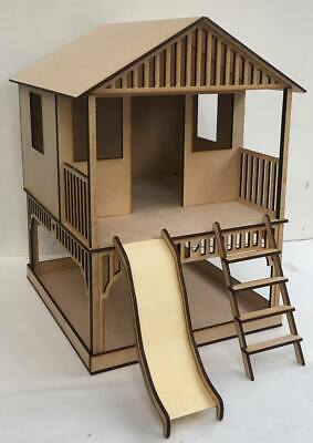 ​1:12 Cubby House Kit with sandpit