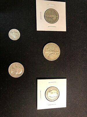 US 90% Silver Coin Constitutional Prepper Currency Silver Junk $1 face value!!!