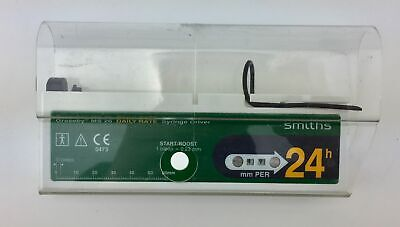 Graseby Medical - MS26 - 24 Hour Daily Rate Syringe Driver with Case