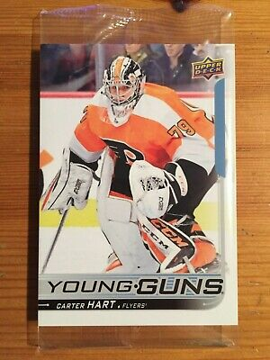 2018-19 Upper Deck Young Guns Oversized U-Pick