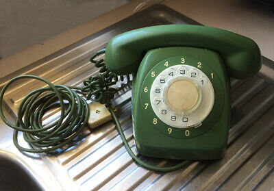 Green Dial Phone Working