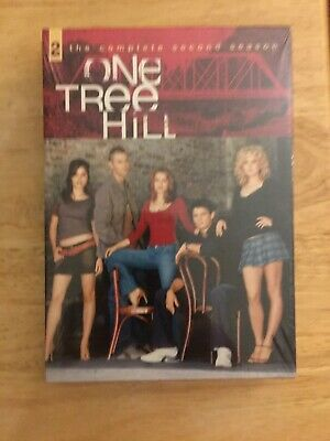 DVD One Tree Hill The Complete Second Season Brand New Sealed Season 2