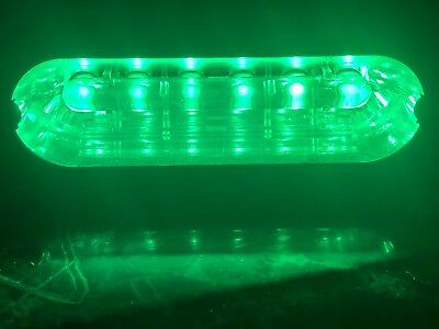 Whelen Liberty 500 Series LIN6 LED Head Inboard GREEN