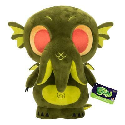 """New FunKo The Real Cthulhu 12"""" Supercute Plush Figure 360 View Photos (vaulted)"""