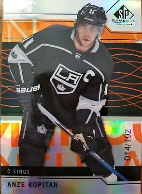 2018-19 SP Game Used - BASE ORANGE PARALLEL - pick from list - complete your set