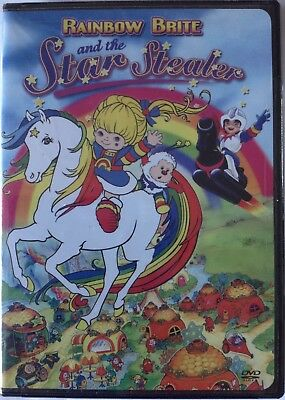 Rainbow Brite and the Star Stealer (DVD, 2004) FAST FREE 1-4 DAY SHIP