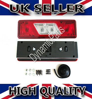 Ford Transit Mk8 Tipper Pick-Up 2014 ->  Rear Left Tail Light Lamp 1847494