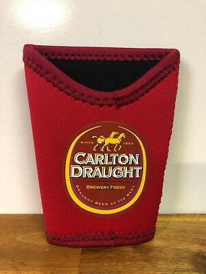 Carlton Draught AFL Beer Can Stubby Holder