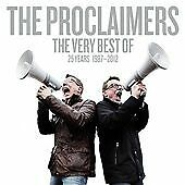 The Proclaimers - Very Best Of (25 Years 1987-2012, 2013) 2xCD