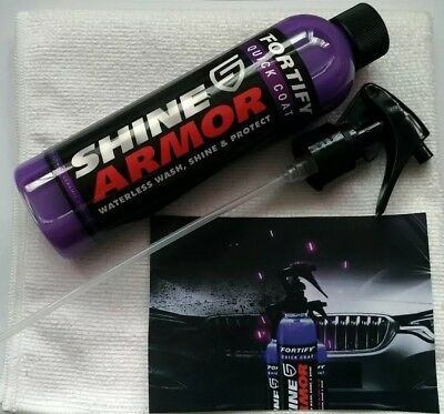 Genuine Shine Armor Fortify Quick Coat