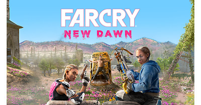 FAR CRY: NEW Dawn UPLAY EUROPE AND MIDDLE EAST REGION ONLY pc key