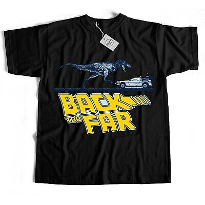 Back to the Future Film Movie Retro 80S Series Cult Tarantino T Shirt