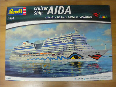 CRUISER SHIP AIDA, neu,