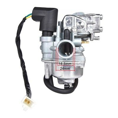 Carburetor fit for Yamaha Zuma YW50 2002-2011 Scooter Carb