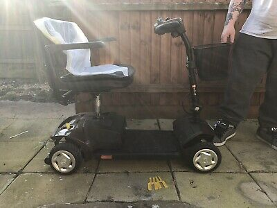 New travelux tiempo mobility scooter
