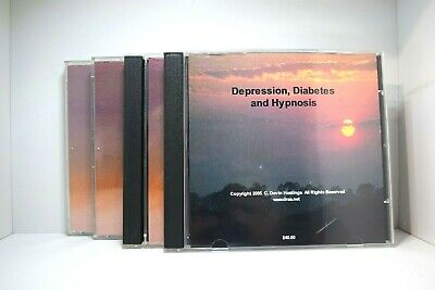 Depression & Hypnosis- 4 CD course from Devin Hastings