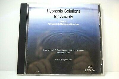 Hypnosis Solutions for Anxiety - CD 2 from Devin Hastings