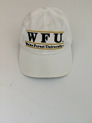 7cf888e10a9 NEW! WAKE FOREST University Deacons Authentic Throwback Jersey ...