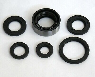 Set of oil seals for Ariel Leader and Arrow