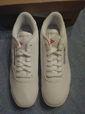 d7e8ace37fbabb New In Box CLASSIC REEBOK Princess Athletic Shoe Sneakers Woman s Size 10 D  Wide