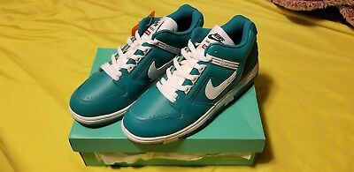 SUPREME x NIKE SB AIR FORCE II 2 AF2 LOW Teal Men s size 11 Never Worn 49b76a4af