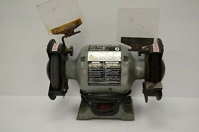 Cool Delta 6 Bench Grinder 2 Amp Variable Speeds 3400 Rpm 6 Inch Gmtry Best Dining Table And Chair Ideas Images Gmtryco