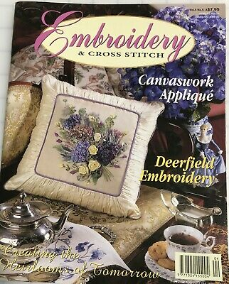 Vintage Embroidery & Cross Stitch Magazine Vol. 4 No. 5