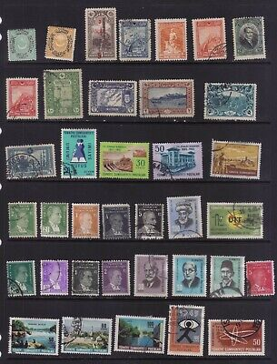 stamps  Turkey 17