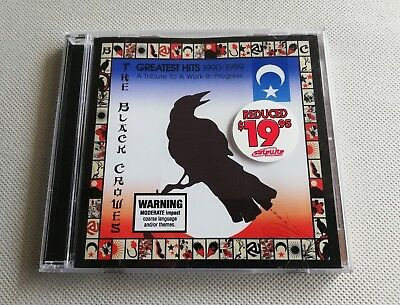 The Black Crowes Greatest Hits 1990-1999 16 Track CD