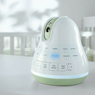 Brookstone Tranquil Moments Baby Monitor & Sleep Sounds Brand new in box.