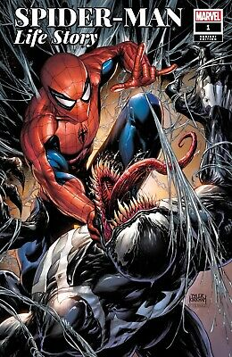 Spider-Man Life Story #1 Tyler Kirkham Variant Cover A Nm March 2019 Pre-Sale