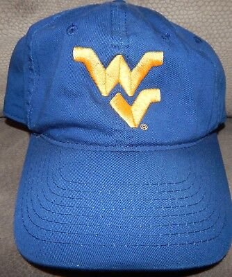 64225eb56f2 NCAA by Signatures West Virginia University Mountaineers WVU Hat Cap  Strapback