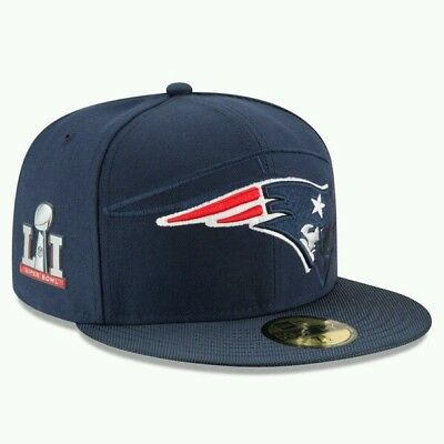 ef99749929e8e2 NFL New England Patriots New Era 59Fifty Fitted Hat Super Bowl Champions 7  1/2