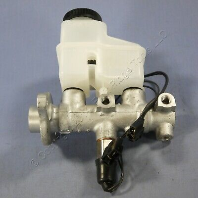 New Qualitee Brake Master Cylinder for 88 89 Mazda 929 W/O ABS W/ ADJ SUSPENSION