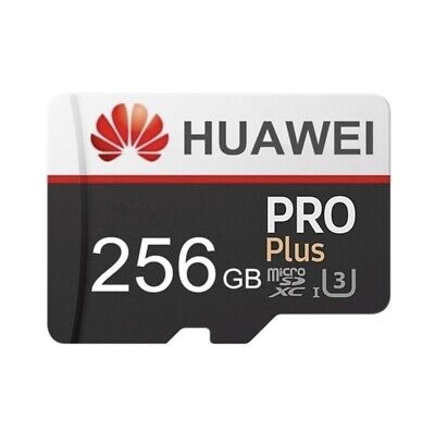 NEW 2019 Huawei 256GB Micro SD Memory Card Class 10 High Speed Best Seller