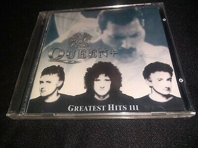 Greatest Hits III by Queen (CD, Nov-1999, Hollywood)