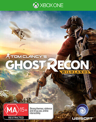 Tom Clancys Ghost Recon Wildlands Xbox One Game USED