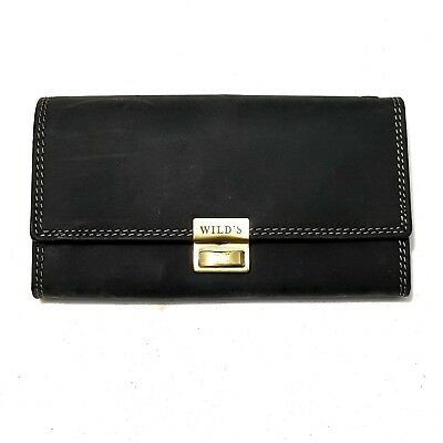 Real Leather Waiter Wallet Waiter's Money Pouch Use Wallet