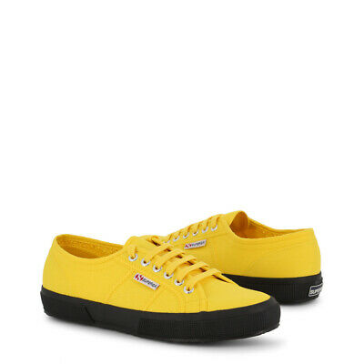 Sneakers Superga Scarpe Unisex 2750-Cotu-Classic_S000010-G32_Sunflower-Black