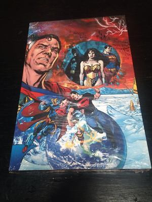 Absolute Infinite Crisis Omnibus HC SEALED NEW DC Comics 2016 First Print Slipca