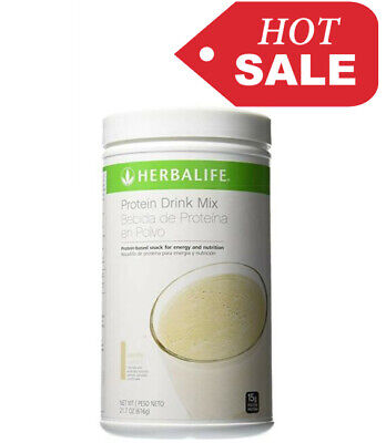 NEW HERBALIFE PROTEIN DRINK MIX - ALL FLAVOR 616g - 840g Fast Shipping