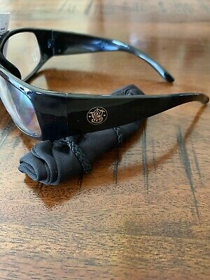 10f2d186dee5 Smith   Wesson Elite Safety Glasses with Black Frame and Indoor Outdoor Lens