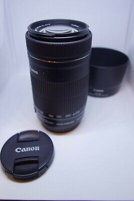 Canon EF-S 55-250/4,0-5,6 IS STM Super Zustand