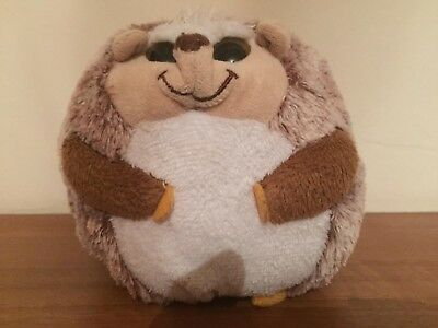 1ec6595f6f2 TY BEANIE BALLZ Prickles Round Hedgehog Plush-2011 TY - £2.00 ...