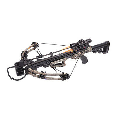 Crosman Sniper Elite Whisper Crossbow Package