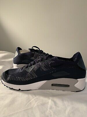 Nike Air Max 90 Ultra 2.0 Flyknit Men's Shoes 875943 401