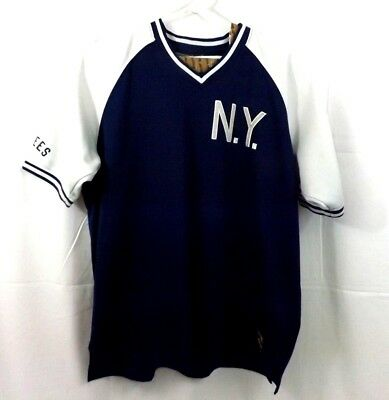 New York Yankees 1927 All Star Replica Jersey Cooperstown Classic GIII Size 4XL