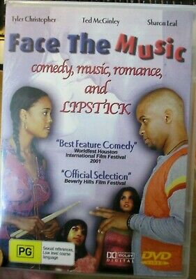 Dvd Face The Music Patrick Dempsey Molly Ringwald Comedy All Pal