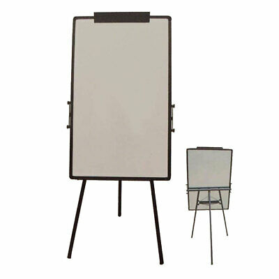 "35x24"" Magnetic Adjustable Whiteboard Dry Erase Easel Writing Board Tripod Stand"