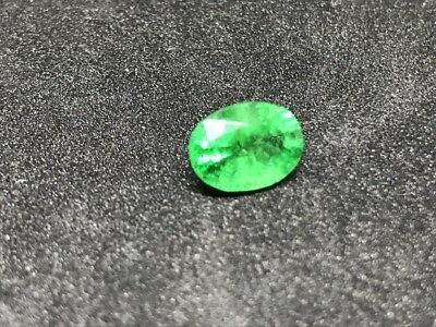 2.11 Ct Real Green Emerald Natural Oval Loose Gemstone